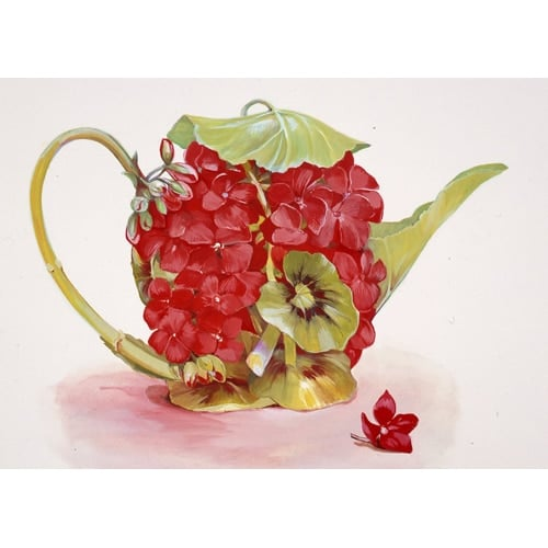 Teapot Notecards